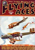 Flying Aces (1928-1945 Magazine Publishers, Inc.) Pulp Vol. 22 #2