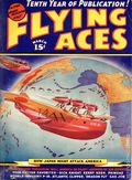 Flying Aces (1928-1945 Magazine Publishers, Inc.) Pulp Vol. 28 #4