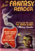 Avon Fantasy Reader (1947-1952 Avon Book Co.) 1