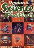 Dynamic Science Fiction (1952-1954 Columbia Publications) Pulp Vol. 1 #3