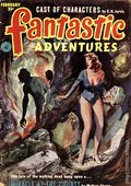 Fantastic Adventures (1939-1953 Ziff-Davis Publishing) Pulp Feb 1953