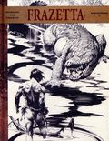 Frazetta Sketchbook HC (2013 Vanguard) 2-REP
