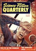 Science Fiction Quarterly (1951-1958 Columbia Publications) Pulp 2nd Series Vol. 3 #5