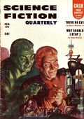 Science Fiction Quarterly (1951-1958 Columbia Publications) Pulp 2nd Series Vol. 4 #2