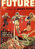 Future Combined with Science Fiction (1941-1942 Columbia Publications) Pulp 1st Series Vol. 2 #6