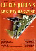Ellery Queen's Mystery Magazine (1941-Present Davis-Dell) Vol. 18 #93