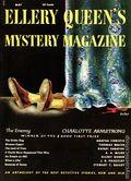 Ellery Queen's Mystery Magazine (1941-Present Davis-Dell) Vol. 17 #90