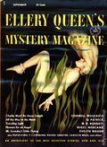 Ellery Queen's Mystery Magazine (1941-Present Davis-Dell) Vol. 18 #94