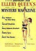 Ellery Queen's Mystery Magazine (1941-Present Davis-Dell) Vol. 26 #3