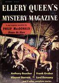 Ellery Queen's Mystery Magazine (1941-Present Davis-Dell) Vol. 26 #5