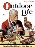 Outdoor Life (1926-1974 Godfrey Hammond) Magazine Vol. 72 #2