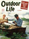 Outdoor Life (1926-1974 Godfrey Hammond) Magazine Vol. 87 #6