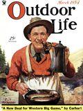 Outdoor Life (1926-1974 Godfrey Hammond) Magazine Vol. 73 #3