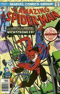 Amazing Spider-Man (1963 1st Series) Mark Jewelers 161MJ