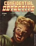 Confidential Detective Cases (1942-1976 Close-Up, Inc.) Vol. 2 #10