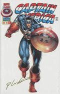 Captain America (1996 2nd Series) 1GOLD