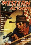 Western Action Novels Magazine (1936-1960 Columbia) 1st Series Pulp Vol. 7 #5