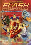 Flash Crossover Crisis HC (2019-2021 An Amulet Books Novel) An All-New Adventure 3-1ST