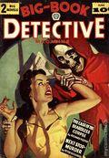 Big Book Detective Magazine (1941-1943 Fictioneers) Big-Book Detective Pulp Vol. 2 #6