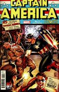 Captain America Anniversary Tribute (2021 Marvel) 1B