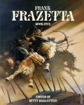 Frank Frazetta Book SC (1975-1985 Peacock Press) 5-1ST
