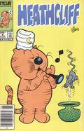 Heathcliff (1985-1991 Marvel/Star Comics) Canadian Price Variant 8
