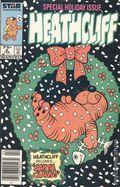 Heathcliff (1985-1991 Marvel/Star Comics) Canadian Price Variant 6