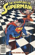 Adventures of Superman (1987) Canadian Price Variant 441