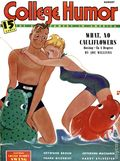 College Humor (1934-1943 Dell Publishing Co) Vol. 8 #4