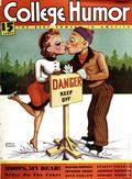 College Humor (1934-1943 Dell Publishing Co) Vol. 7 #2
