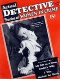 Actual Detective Stories (1937 Detective Stories Publishing) Vol. 2 #6