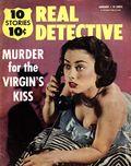 Real Detective (1931-1957 Sensation) True Crime Magazine Vol. U #3