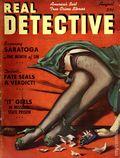 Real Detective (1931-1957 Sensation) True Crime Magazine Vol. 44 #2