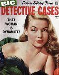 Big Detective Cases (1949-1956 Dell) True Crime Magazine 11