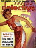 Inside Detective (1935-1995 MacFadden/Dell/Exposed/RGH) Vol. 5 #6