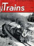 Trains (1940 Kalmbach Publishing) Magazine Vol. 11 #4
