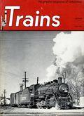 Trains (1940 Kalmbach Publishing) Magazine Vol. 11 #8