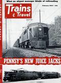 Trains (1940 Kalmbach Publishing) Magazine Vol. 14 #4