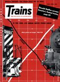 Trains (1940 Kalmbach Publishing) Magazine Vol. 14 #7