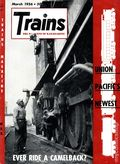 Trains (1940 Kalmbach Publishing) Magazine Vol. 16 #5