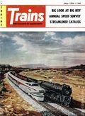 Trains (1940 Kalmbach Publishing) Magazine Vol. 16 #7