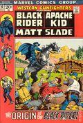 Western Gunfighters (1970 Marvel) National Diamond 10NDS