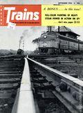 Trains (1940 Kalmbach Publishing) Magazine Vol. 16 #11