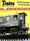 Trains (1940 Kalmbach Publishing) Magazine Vol. 16 #12