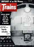 Trains (1940 Kalmbach Publishing) Magazine Vol. 17 #9