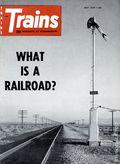 Trains (1940 Kalmbach Publishing) Magazine Vol. 19 #7