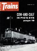Trains (1940 Kalmbach Publishing) Magazine Vol. 19 #12