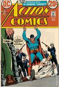 Action Comics (1938 DC) Mark Jewelers 423MJ