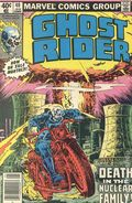 Ghost Rider (1973 1st Series) Mark Jewelers 40MJ