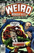 Weird Wonder Tales (1973) Mark Jewelers 20MJ